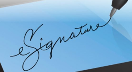 The Requirements and Implications of Electronic Signatures