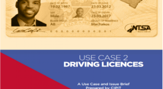 Use Case : Driving Licences
