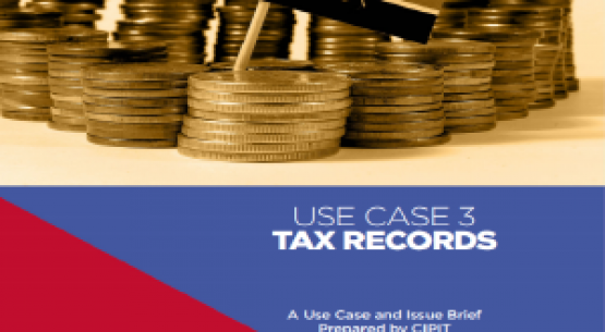 Use Case : Tax Records
