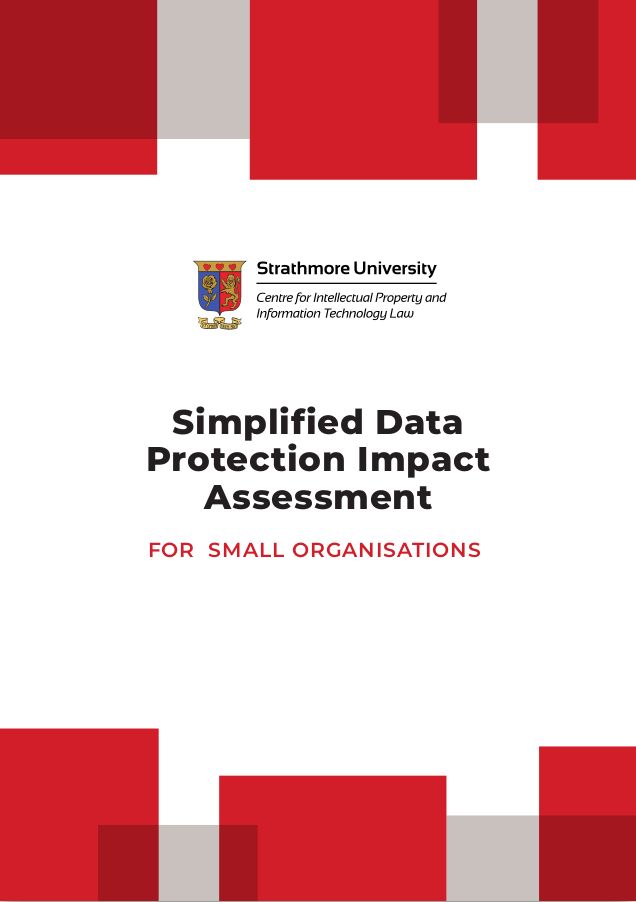 Simplified Data Protection Impact Assessment