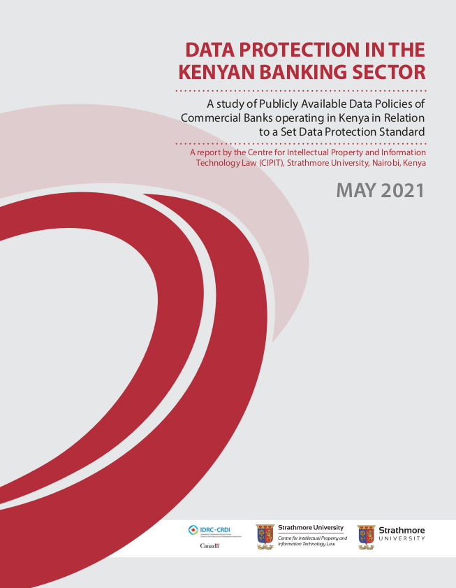 DATA PROTECTION IN THE KENYAN BANKING SECTOR