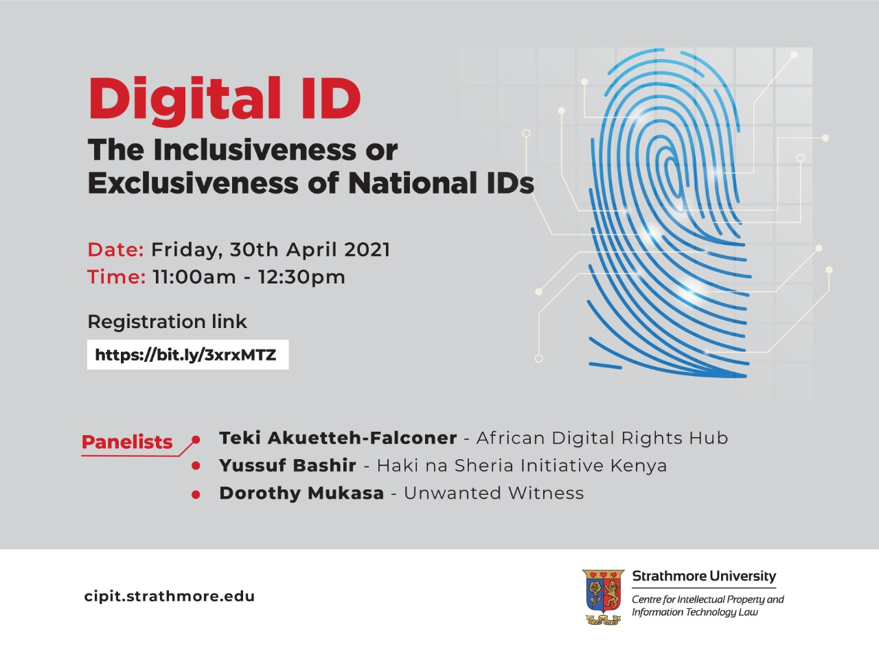 Inclusion and Exclusion: Reflections from the Digital ID Talk